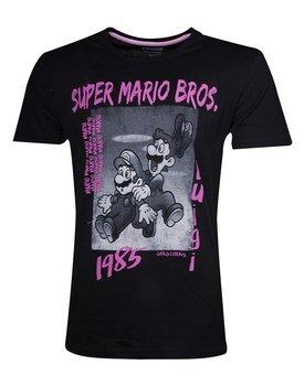 koszulka NINTENDO - SUPER MARIO - FESTIVAL BROS