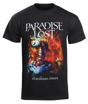 koszulka PARADISE LOST - DRACONIAN TIMES, USZKODZONE