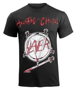 koszulka SLAYER - HAUNTING THE CHAPEL