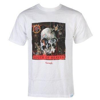 koszulka SLAYER - SOUTH OF HEAVEN biała