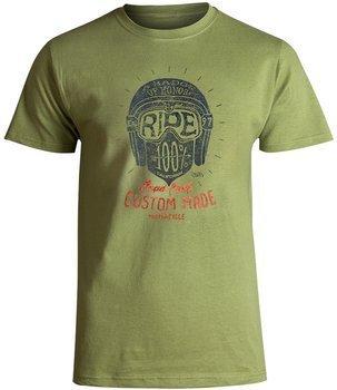 koszulka SMITHS - RIDE zielona