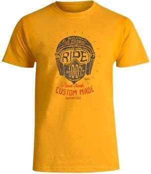 koszulka SMITHS - RIDE żółta
