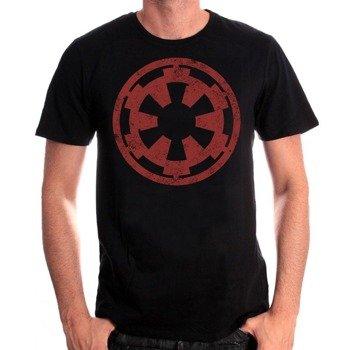 koszulka STAR WARS - EMPIRE LOGO VINTAGE