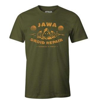 koszulka STAR WARS - JAWA DROID REPAIR khaki