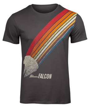 koszulka STAR WARS - RAINBOW FALCON