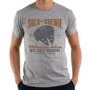 koszulka STAR WARS - SOLO & CHEWIE TRANSPORT