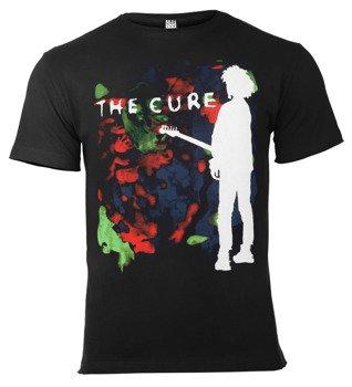 koszulka THE CURE - BOYS DON'T CRY COLOUR SPLASH