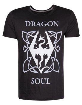 koszulka THE ELDER SCROLLS - DRAGON SOUL