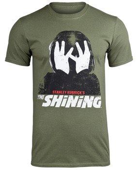 koszulka THE SHINING - KUBRICKS SHINING oliwkowa