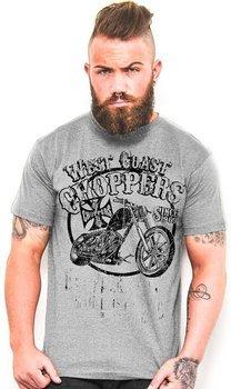 koszulka WEST COAST CHOPPERS - EL DIABLO GREY