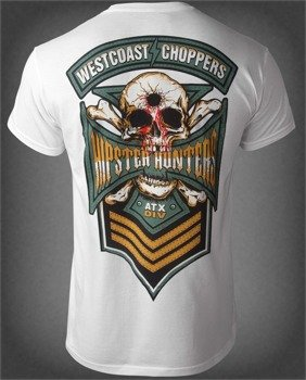 koszulka WEST COAST CHOPPERS - HIPSTER HUNTERS