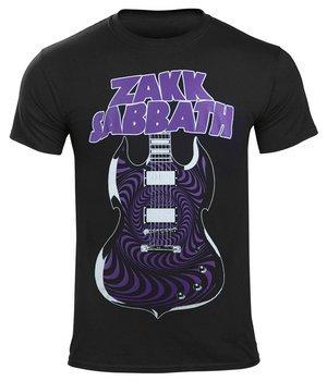 koszulka ZAKK SABBATH - GUITAR - TOUR