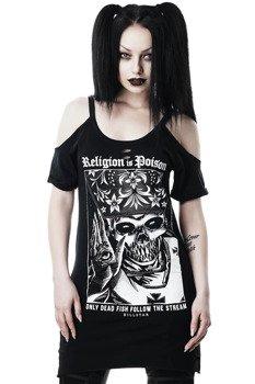koszulka damska KILL STAR - RELIGION