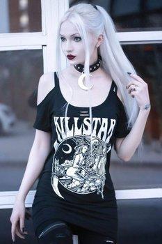 koszulka damska KILLSTAR - WITCHES ON TOUR
