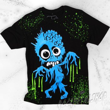 koszulka męska  COUCH - BLUE ZOMBIE