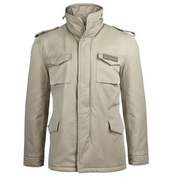 kurtka PARATROOPER WINTER JACKET BEIGE, zimowa