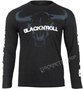 longsleeve BLACK RIVER - BLACK'N'ROLL