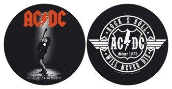 mata gramofonowa slipmata AC/DC - LET THERE BE ROCK / ROCK AND ROLL