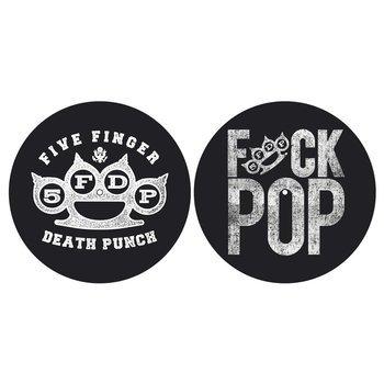 mata gramofonowa slipmata FIVE FINGER DEATH PUNCH - KNUCKLE / FUCK POP
