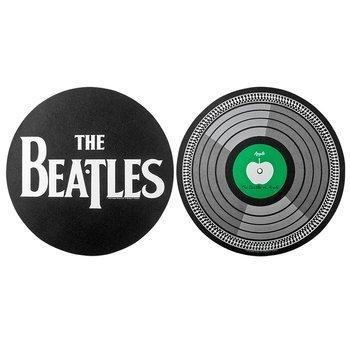 mata gramofonowa slipmata THE BEATLES - TURNTABLE
