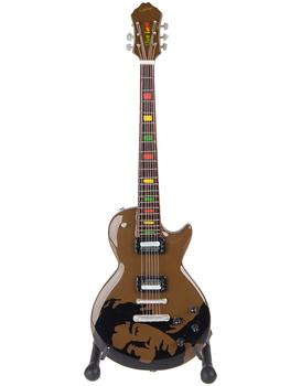 "miniaturka gitary BOB MARLEY - THE WAILERS ""One Love"" LES PAUL"