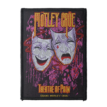 naszywka MOTLEY CRUE - THEATRE OF PAIN