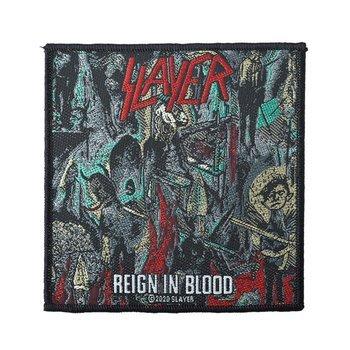 naszywka SLAYER - REIGN IN BLOOD
