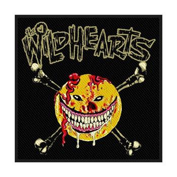 naszywka THE WILDHEARTS - SMILEY FACE