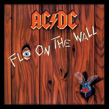obraz w ramie AC/DC - FLY ON THE WALL