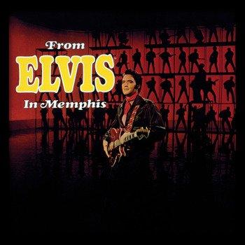 obraz w ramie ELVIS PRESLEY - LIVE IN MEMPHIS
