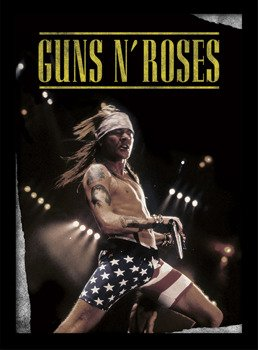 obraz w ramie GUNS N'ROSES - SHORTS