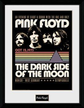 obraz w ramie PINK FLOYD - 1973