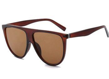 okulary KARDASHIAN RETRO BROWN