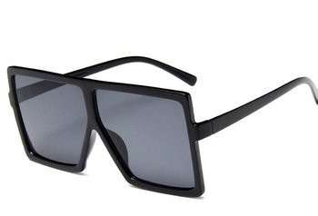 okulary RETRO VINTAGE BLACK