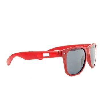 okulary SMITHS - RED