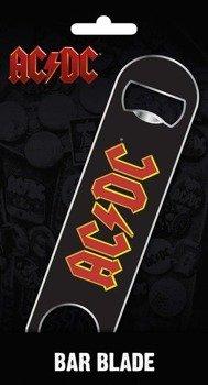 otwieracz do butelek AC/DC - LOGO