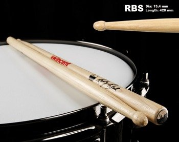 pałki do perkusji WINCENT HICORY W-RBS Randy Black