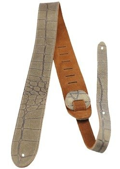 pas do gitary PERRI'S SNAKE DELUXE LEATHER WITH SUEDE BACK 53 mm