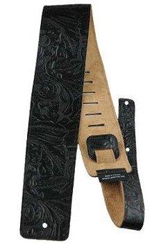 pas do gitary PERRI'S WESTERN FLOWER BLACK 90 mm