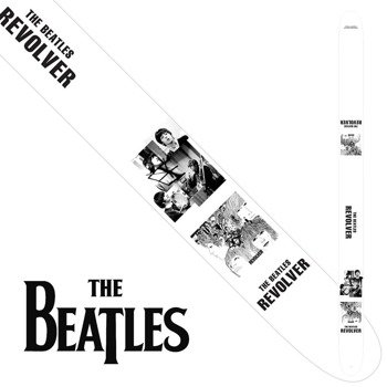 pas do gitary THE BEATLES -  REVOLVER vegan leather, 63 mm