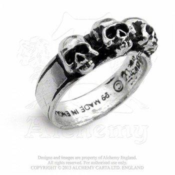 pierścień CAPUT MORTEM