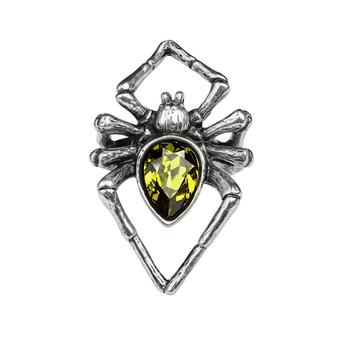 pierścień EMERALD VENOM