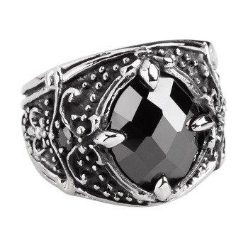 pierścień ORNAMENT LILY