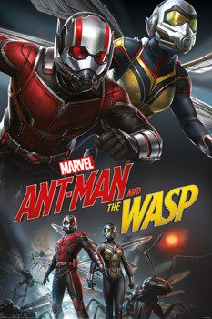 plakat ANT-MAN AND THE WASP - DYNAMIC