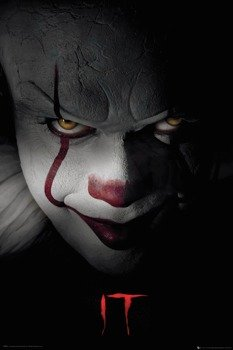 plakat IT - PENNYWISE
