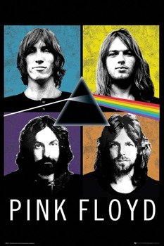 plakat PINK FLOYD - BAND