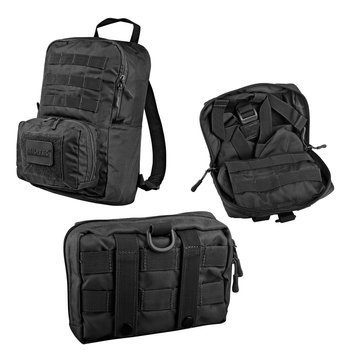 plecak ASSAULT PACK ULTRA COMPACT black