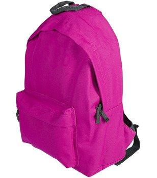 plecak FUSCHIA/GRAPHITE GREY, mały