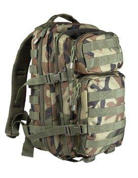 plecak taktyczny US COOPER woodland, 25 litrów
