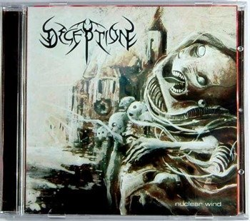 płyta CD: DECEPTION - NUCLEAR WIND (RM666 002)